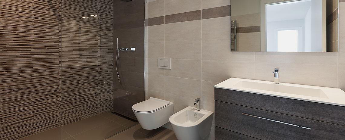 Sanitär-Leistungen für Bad und WC